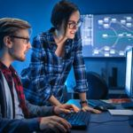 Cybersecurity professionals receive cybersecurity training to thwart cyber security attacks
